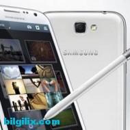 Galaxy Note 3 tasarım