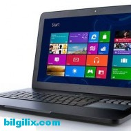 Windows 8 laptop