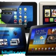 android tabletler