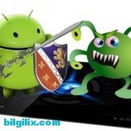 android zararlı virüs antivirüs
