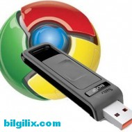 chrome_os ve USB