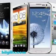 akıllı telefonların batarya ömürleri