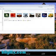 Android Chrome Remote Desktop