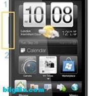 HTC Akıllı Telefonlara Format Atma