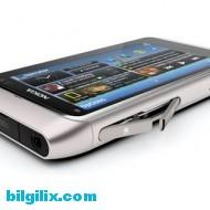 Nokia N8 de kayıtları sim karta yükleme