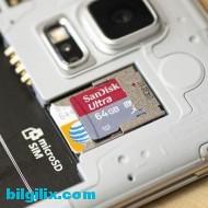 Samsung Galaxy S5 SIM kilidi