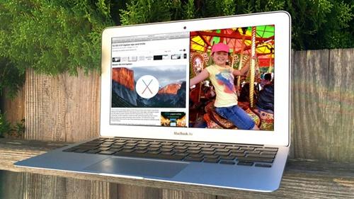 OS X El Capitan Split View Kullanma
