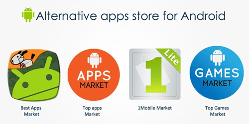 Android Google Play Alternatifleri