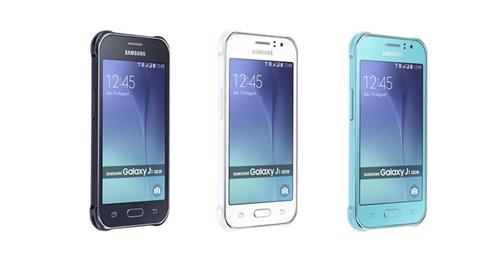 Samsung Galaxy J1 ace format atma