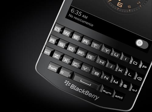 BlackBerry Telefonların ve Tabletlerin Listesi