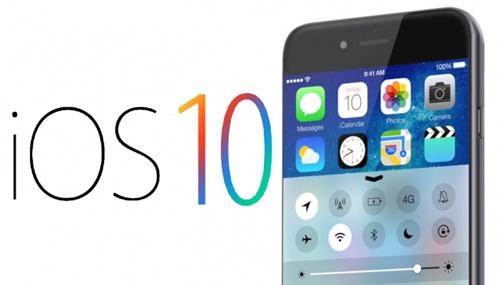 ios 10 tanıtıldı - ios 10 yenilikleri