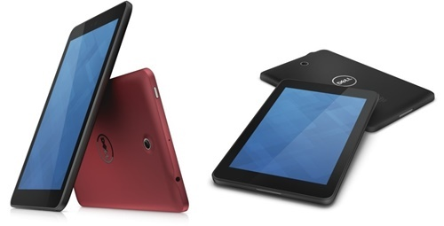 DellTelefonların ve Tabletlerin Listesi