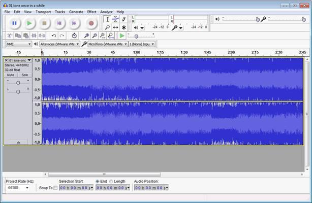 Ses Düzenleme ve Ses Kaydetme - Audacity İndir