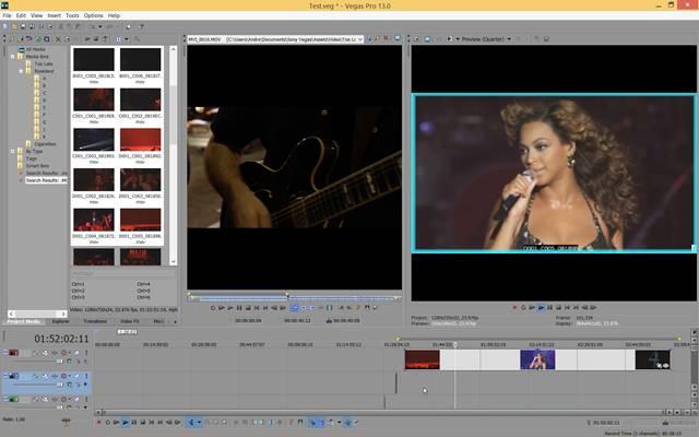 Video ve Ses Düzenleme - Sony Vegas Pro 13 İndir