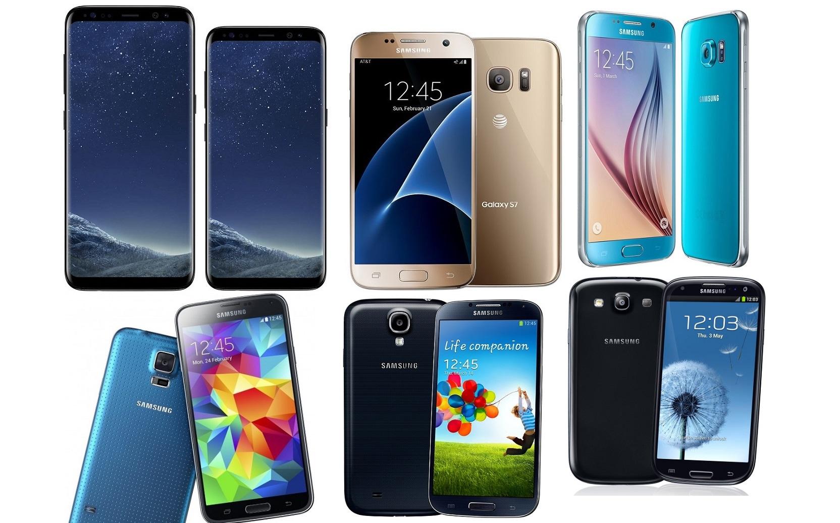 Samsung Galaxy S Serisi Telefonlar 214 Zellikleri Ve Fiyatları