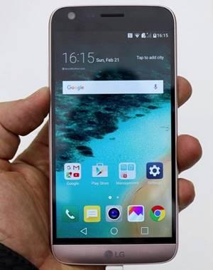 LG G5 Gizli Menü (Hidden Menu) Kodları