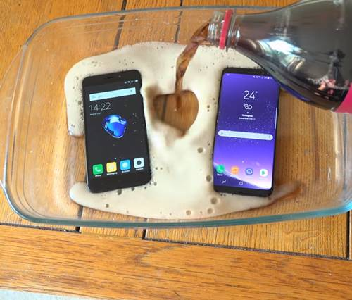 Samsung S8 Testi