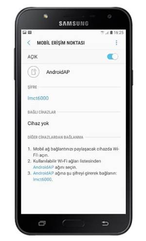 Telefon Ayarlarэnэn Kolayэ Vodafone'da
