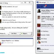 Facebook. Messenger, msn, mesajlaşma