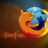 Firefox, mozilla, tarayıcı