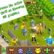 Zombie Lane, oyun, mobil, cep telefonu