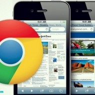 iPhone, Google Chrome