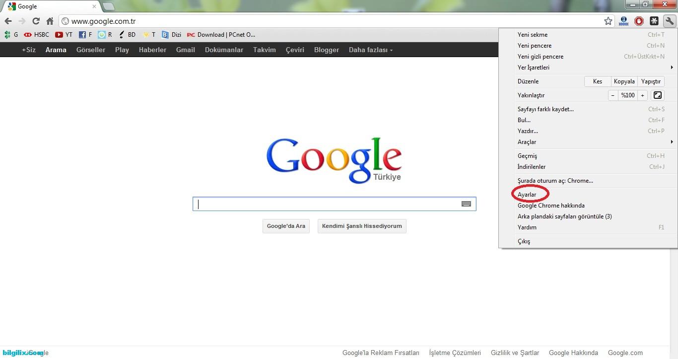 Bir Yandex sayfası nasıl yapılır Yandex ana sayfasını ayarlama: incelemeler